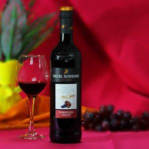 米歇尔施耐德丹菲特半甜红葡萄酒01- 齐饮(CHEERS)进口葡萄酒店