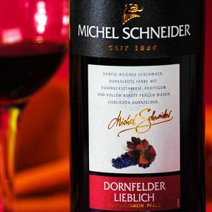 米歇尔施耐德丹菲特半甜红葡萄酒03- 齐饮(CHEERS)进口葡萄酒店
