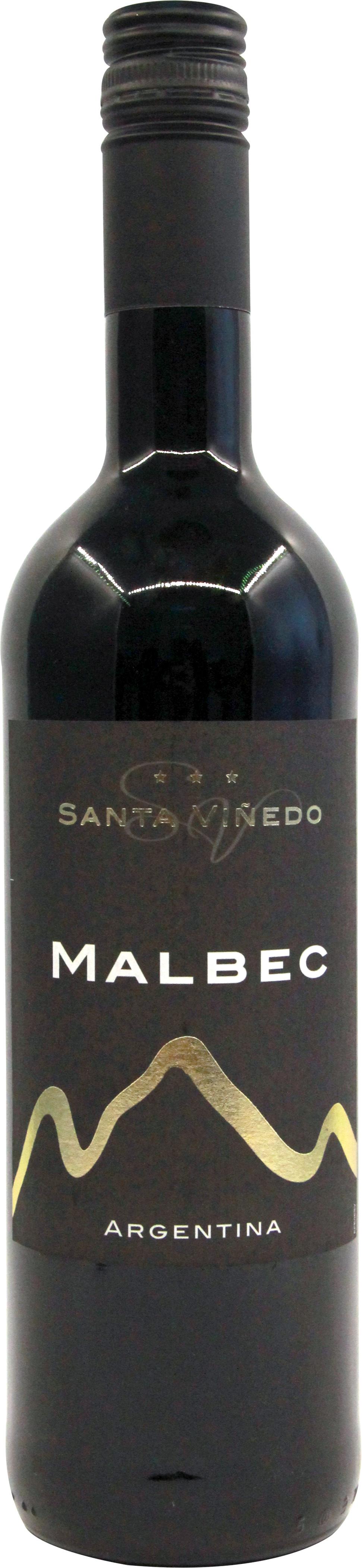 桑塔维德马拜克干红葡萄酒