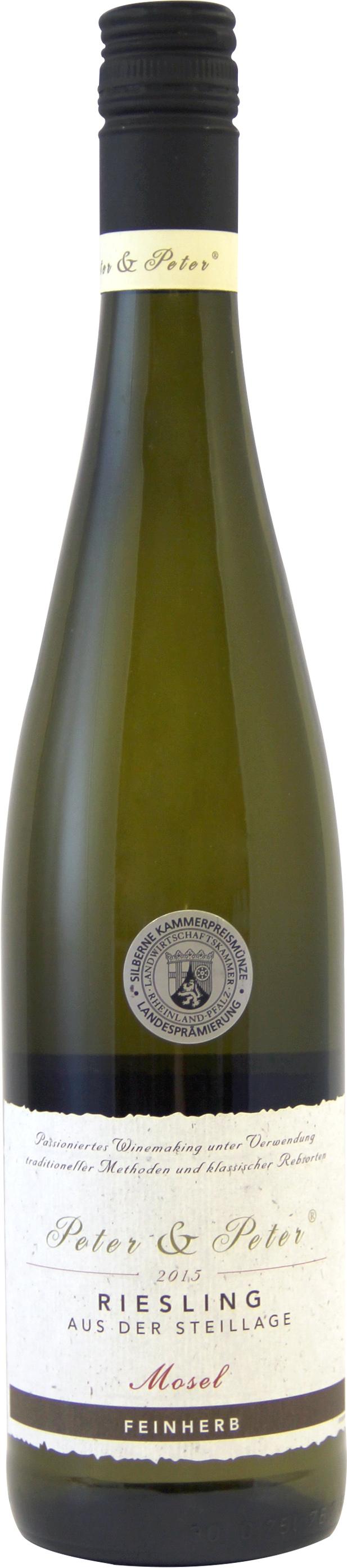 皮特•彼得陡峭山坡雷司令半甜白葡萄酒