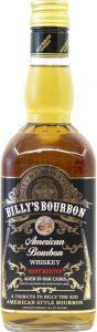 比利波本威士忌