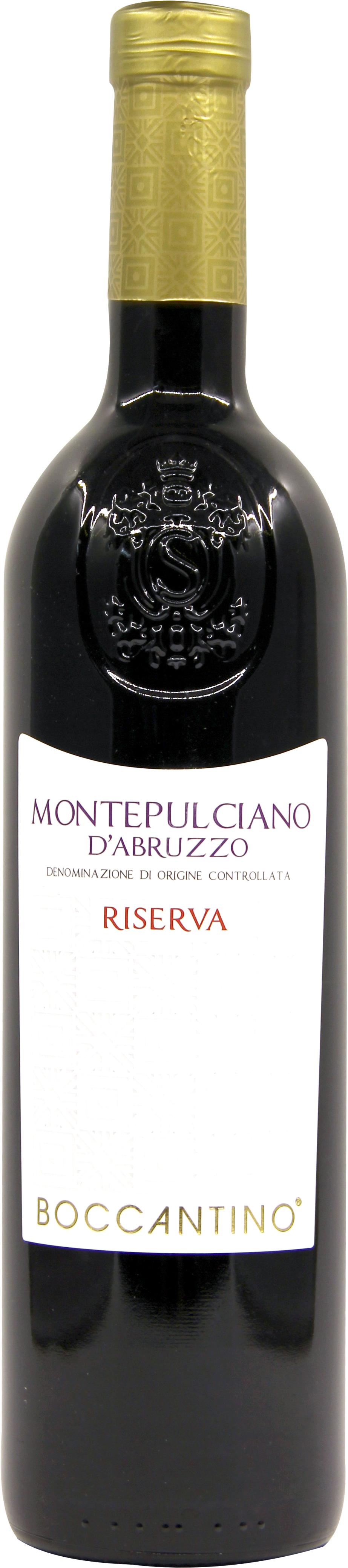 宝加蒙蒂普尔查诺珍藏干红葡萄酒