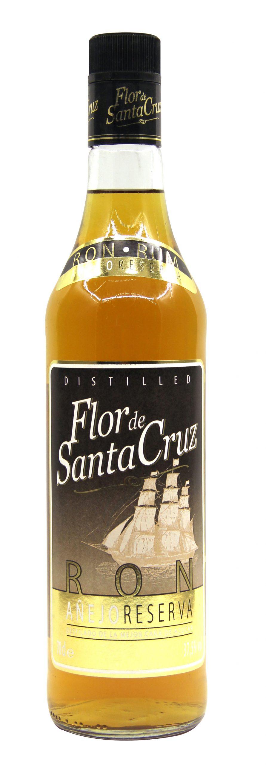 圣塔科鲁兹珍藏黑朗姆酒