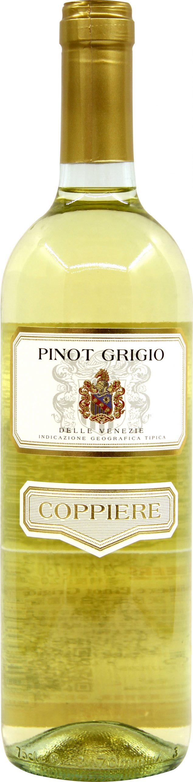 柯比乐灰皮诺干白葡萄酒