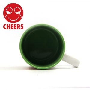 CHEERS杯-绿色01- 齐饮(CHEERS)进口葡萄酒店