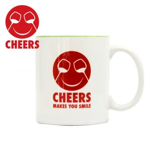 CHEERS杯-绿色02- 齐饮(CHEERS)进口葡萄酒店
