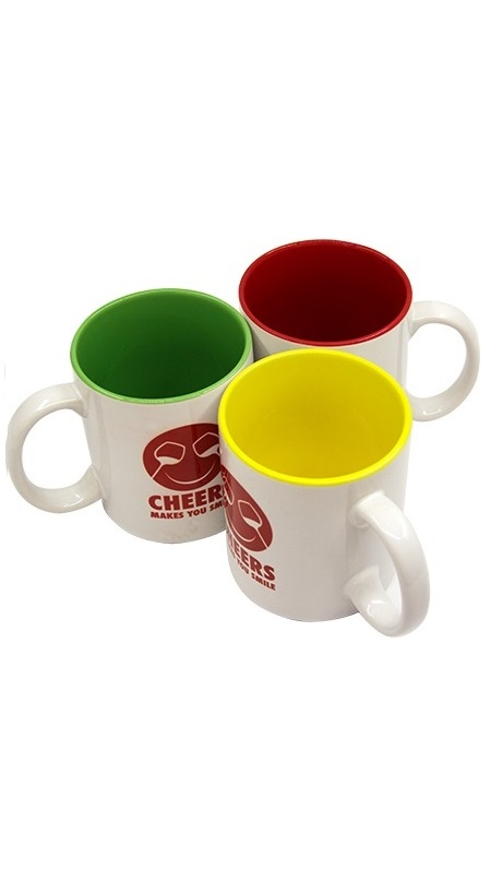CHEERS杯-黄色