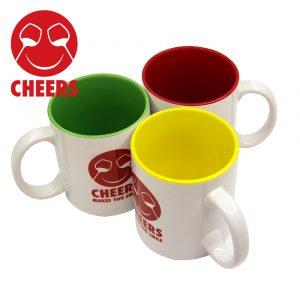 CHEERS杯-红色01- 齐饮(CHEERS)进口葡萄酒店