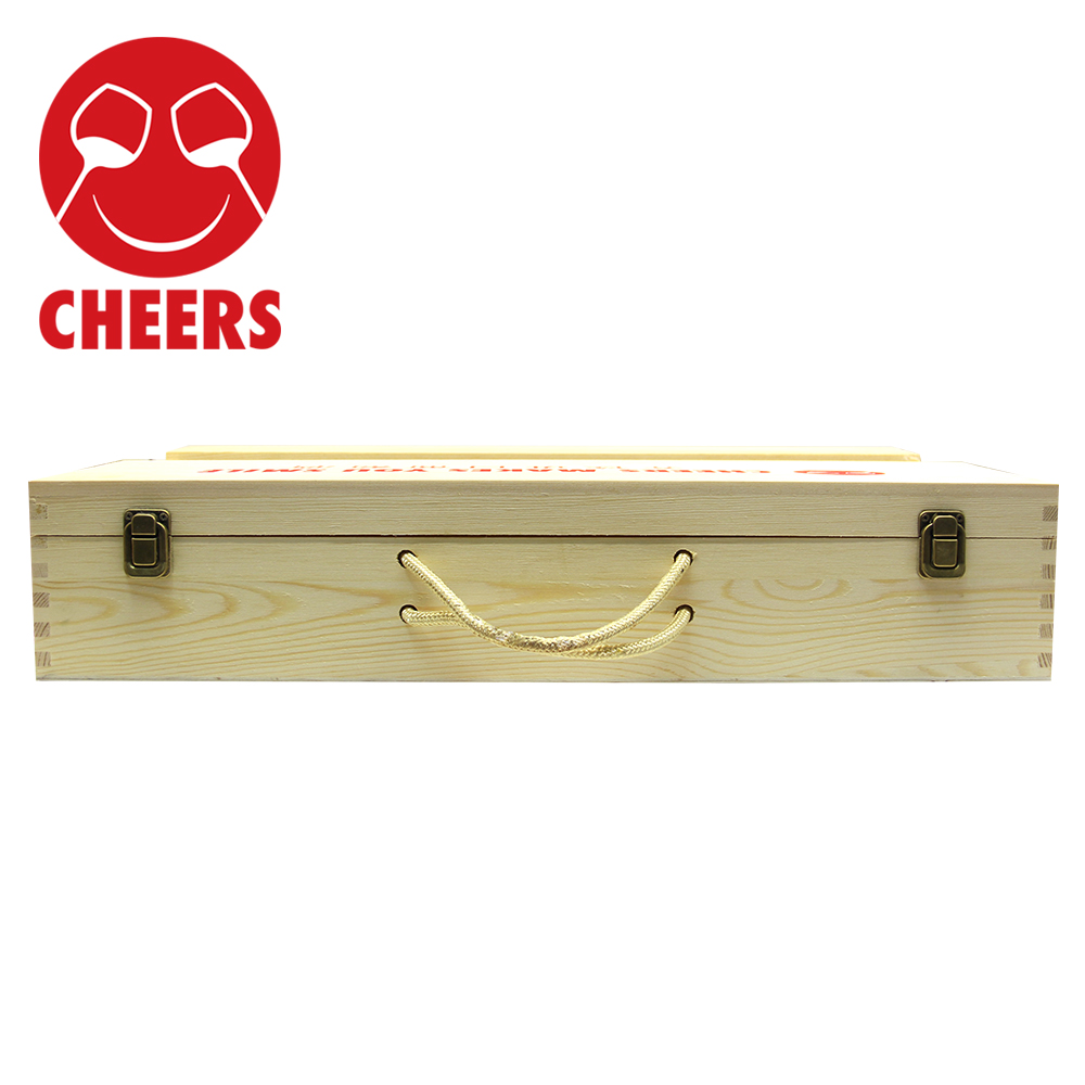 六六顺木质礼盒04-齐饮(CHEERS)进口葡萄酒店
