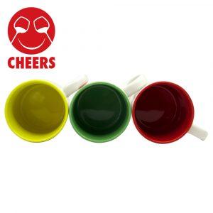 CHEERS杯-红色03- 齐饮(CHEERS)进口葡萄酒店
