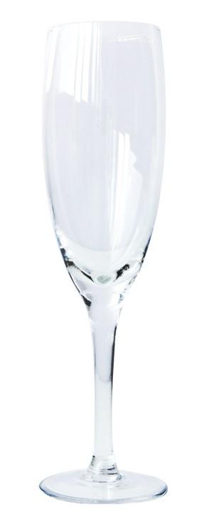 畅饮起泡酒杯