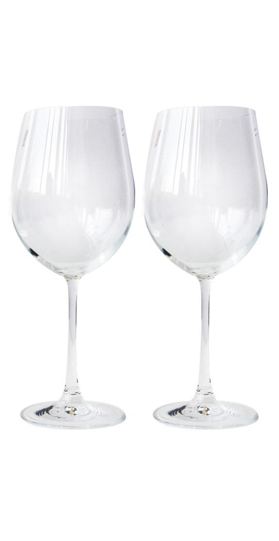 CHEERS 水晶红酒杯(一套)