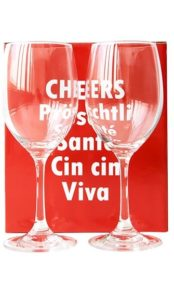 Enjoy Wine Glass set